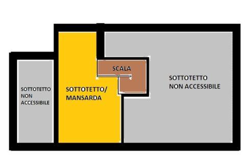 SOTTOTETTO TIPO E 250