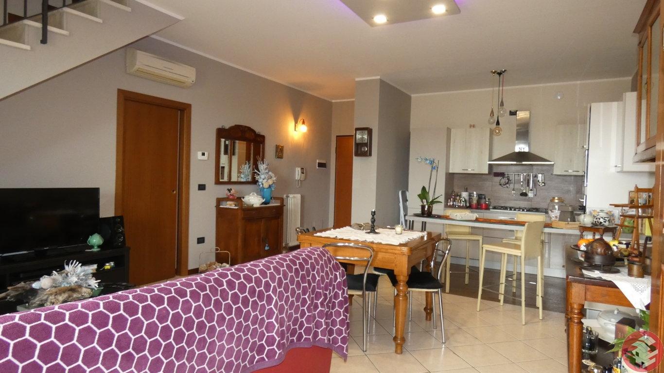 BENTIVOGLIO – Ampio Appartamento